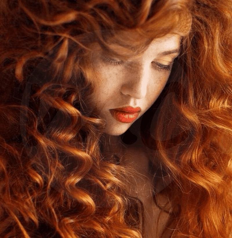 Tintes en el Método Curly Girl